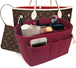 Felt Insert Bag Organizer Bag In Bag For Handbag Purse Organizer Fits Speedy Neverfull
