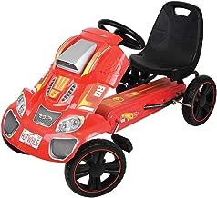 Hot Wheels Speedster Go Kart, Red
