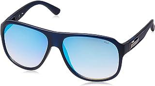 016ce831021c Fila Iridium Wayfarer Men's Sunglasses - (SF8948K593GAMSG|59|Purple  Gradient with Light Blue