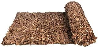 GXYAWPJ Sunscreen Camouflage Net, Field Photography Decorative Garden Military Vehicle Camouflage Net (Size : 3×8M)
