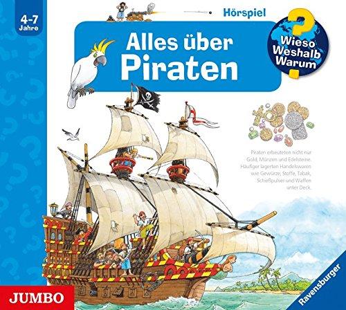 Wieso? Weshalb? Warum? Alles über Piraten. CD