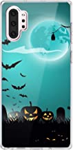 Compatible with Samsung Galaxy note Case Ultra-Thin Soft TPU Silicone Cover Cute Halloween Pattern Protection Cover Anti-fall Dustproof Bumper Case Cover  5