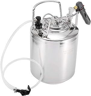 Cola Keg Biervat Slangkraanset Duurzaam materiaal met slangkraan voor restaurants(10L)