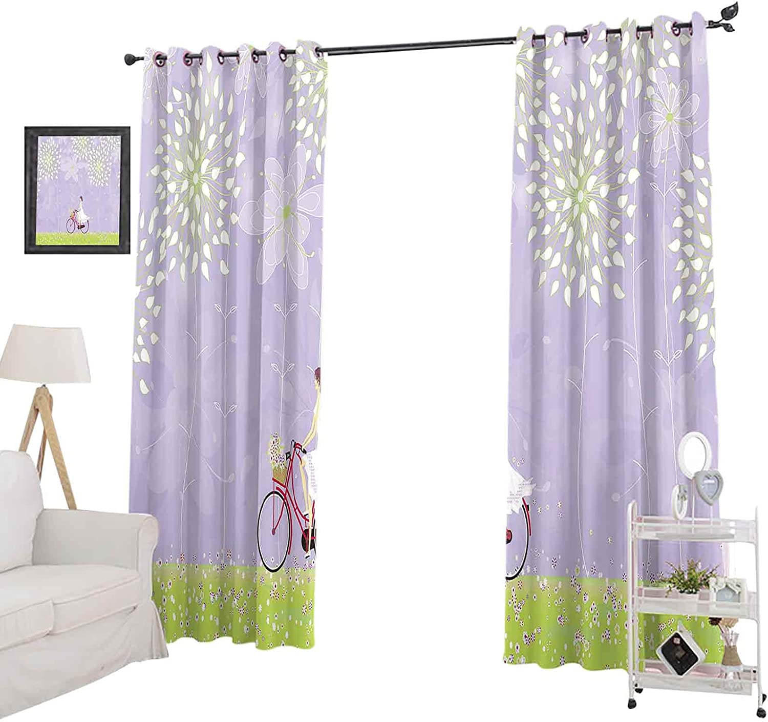 Blackout Curtains for Limited time for free shipping Bedroom 108 Window Inches Pan Cash special price Curtain Long