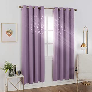 Best blackout butterfly curtains Reviews