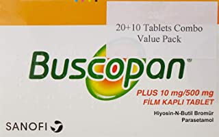 Buscopan Plus IBS Relief Tablets - 30 by Buscopan
