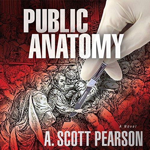 Public Anatomy audiobook cover art