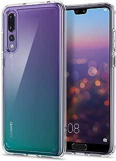 Spigen Ultra Hybrid Designed for Huawei P20 Pro Case (2018) - Crystal Clear