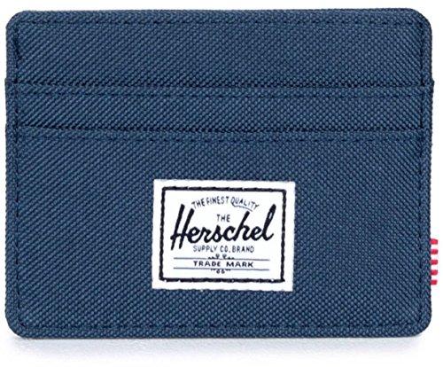 Herschel Supply Co. Cartera para hombre, azul marino (Azul) - 10045-00007