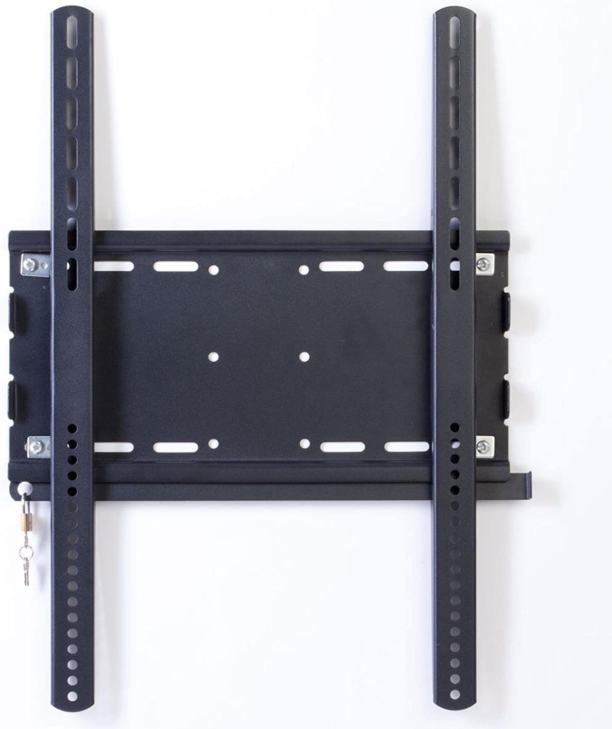 Displays2go LMWM640FBK 37-70 Inches Stationary TV Wall Mount for greenically-Oriented Monitors