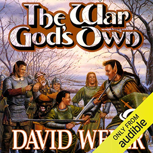 The War God's Own audiobook cover art