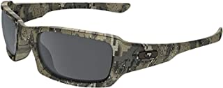 Men's OO9238 Fives Squared Rectangular Sunglasses
