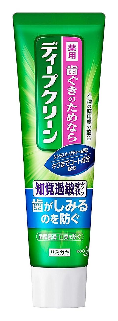 模索弾薬風刺ディープクリーン 薬用ハミガキ 100g ×10個セット