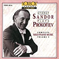 PROKOFIEV:Complete Solo Piano Works Volume 2: Toccata, Chose en soi, Tales of an Old Grandmother, Ten Episodes, 5 Sarcasms, 3 Pieces, 4 Pieces, Pensees,20 Visions Fugitives, Music for Children