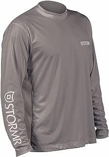 STORMR Men's UV Shield L/S Rashguard