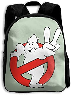 Carmen Belinda Ghost-Busters Kids Toddler Casual Backpack School Bag Travel Daypack Backpack Bags