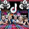 TikTok Balloons - 20PcsTikTok Birthday Party Decorations, Music Theme Party for Kids, TIK Tok Christmas Party Supplies, Love Gifts for Girl Wowen #3