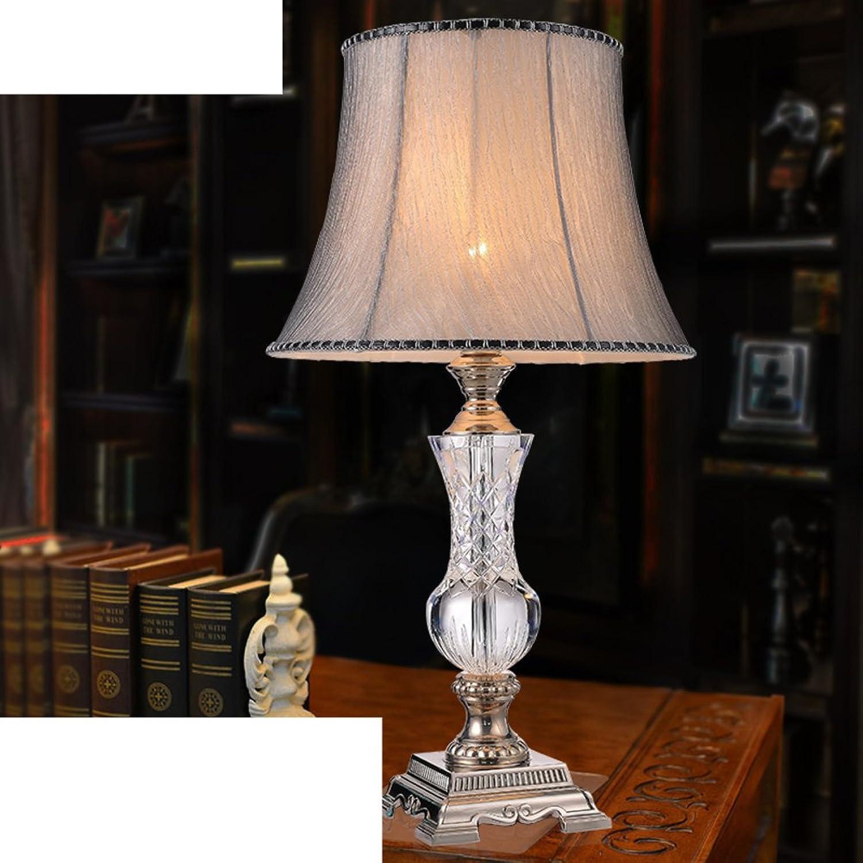 Schlafzimmer Tischleuchten Nachttischlampe Moderne Einfache Tischleuchte Kreative Mode-tischleuchte Luxuriöse Europäischem Kristall Tischleuchte-A B071NX2XXF   Vielfalt