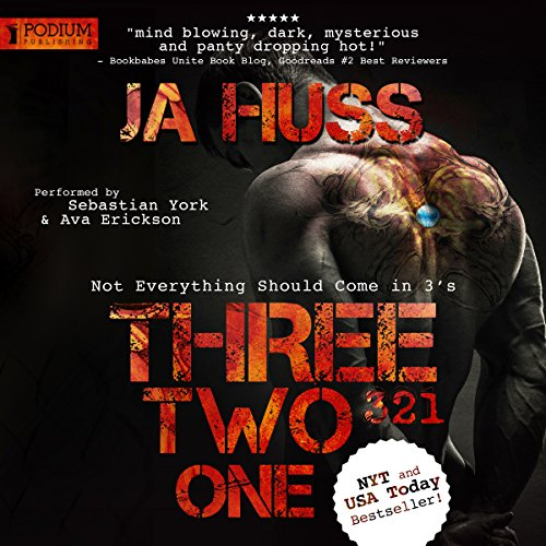 Three, Two, One (321) cover art