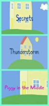 Storybook Collection: Secrets, Thunderstorm and Piggy in the Middle - Great Picture Book For Kids