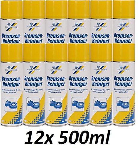 Cartechnic 12x 500ml Spraydose VON CARTECHNIC Bild