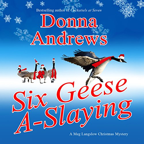 Six Geese a-Slaying audiobook cover art