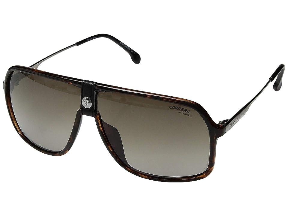 Carrera Carrera 1019/S (Dark Havana) Fashion Sunglasses
