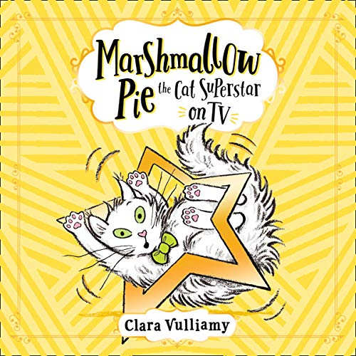 Marshmallow Pie the Cat Superstar on TV cover art