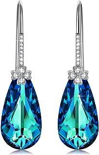 peacock design earrings online