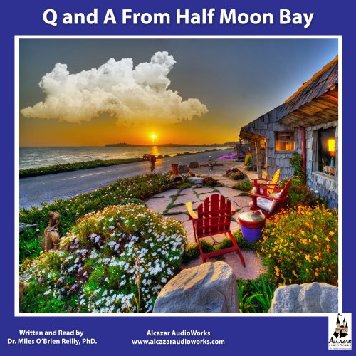 Q and A from Half Moon Bay audiobook cover art