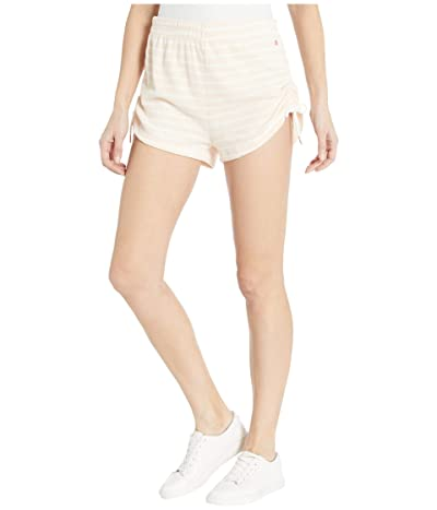 Volcom Lil Fleece Shorts (Light Peach) Women
