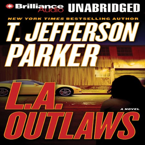 L.A. Outlaws  By  cover art