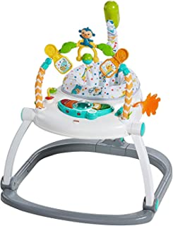 Fisher-Price DPV42 Colourful Carnival SpaceSaver Jumperoo