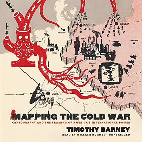 Couverture de Mapping the Cold War