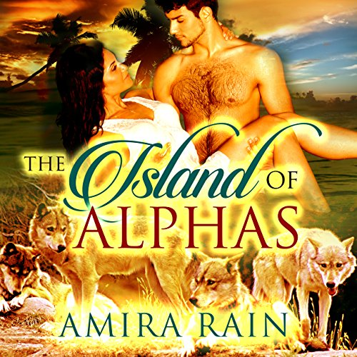 The Island of Alphas audiobook cover art