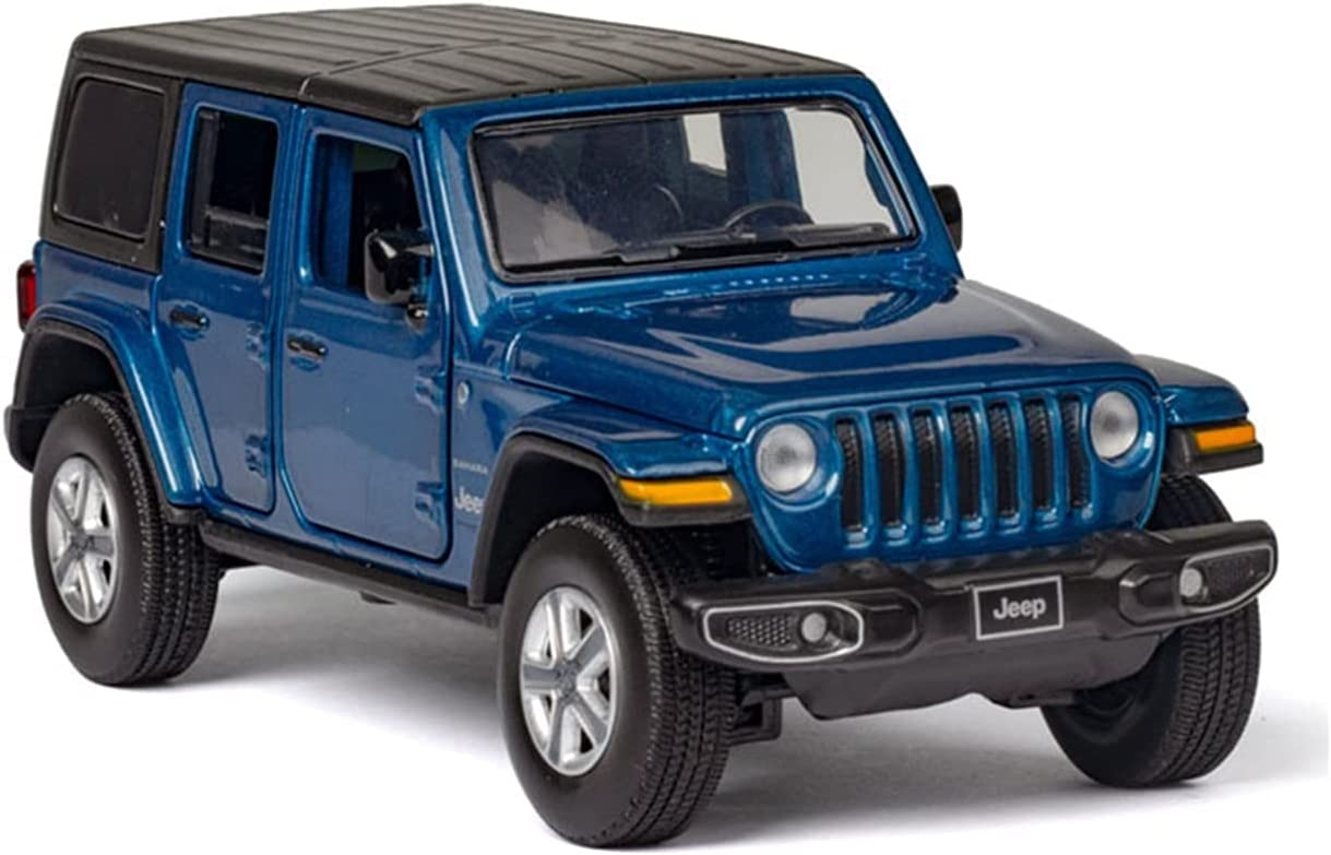 Original Factory Max 63% OFF 1:32 for Jeep Sahara Sales results No. 1 Wrangler Simulation Alloy
