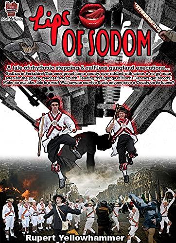Lips of Sodom: Motel Classics #15 (English Edition)