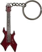 Angelra 2 Portachiavi Uomo Donna Plettri per Chitarra Ciondolo con IncisionePer la chitarra elettrica o basso acustica