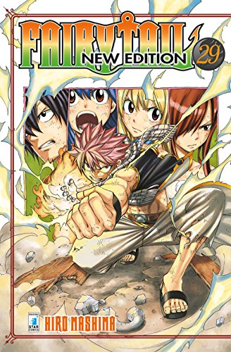 Fairy Tail. New edition (Vol. 29)