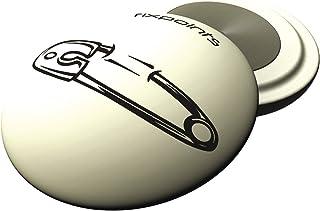 Fixpoints – Sistema de fijación rápida y colocacón exacta de dorsales para Carreras de Running | Válidos para prácticamente Cualquier Tejido existente | Juego de 4 Parejas de 2 imanes ultraligeros