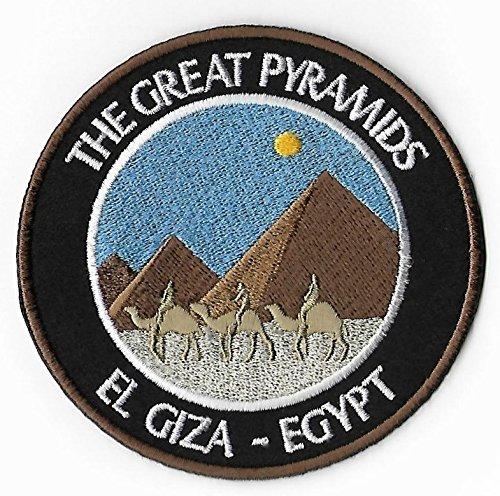 Karma Patch - Parche Pirámide Giza Egipto