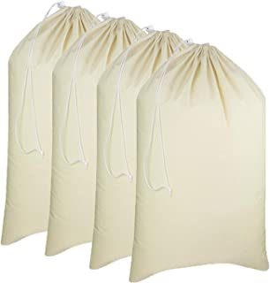 Simpli-Magic 79164 Canvas Laundry Bags, 28