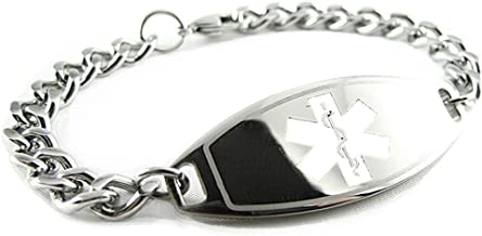bariatric surgery medical alert bracelets