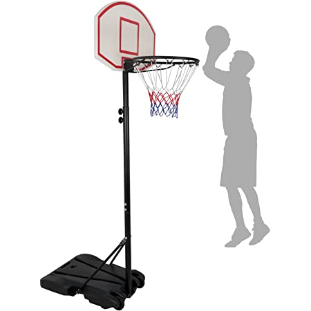 Portable Basketball System Hoop Stand Height Adjustable Indoor Mini Basketball,two Basketballs Basketball Stand WnsdhhaFX25 Basketball Hoop Kids Adult Pump Wrench