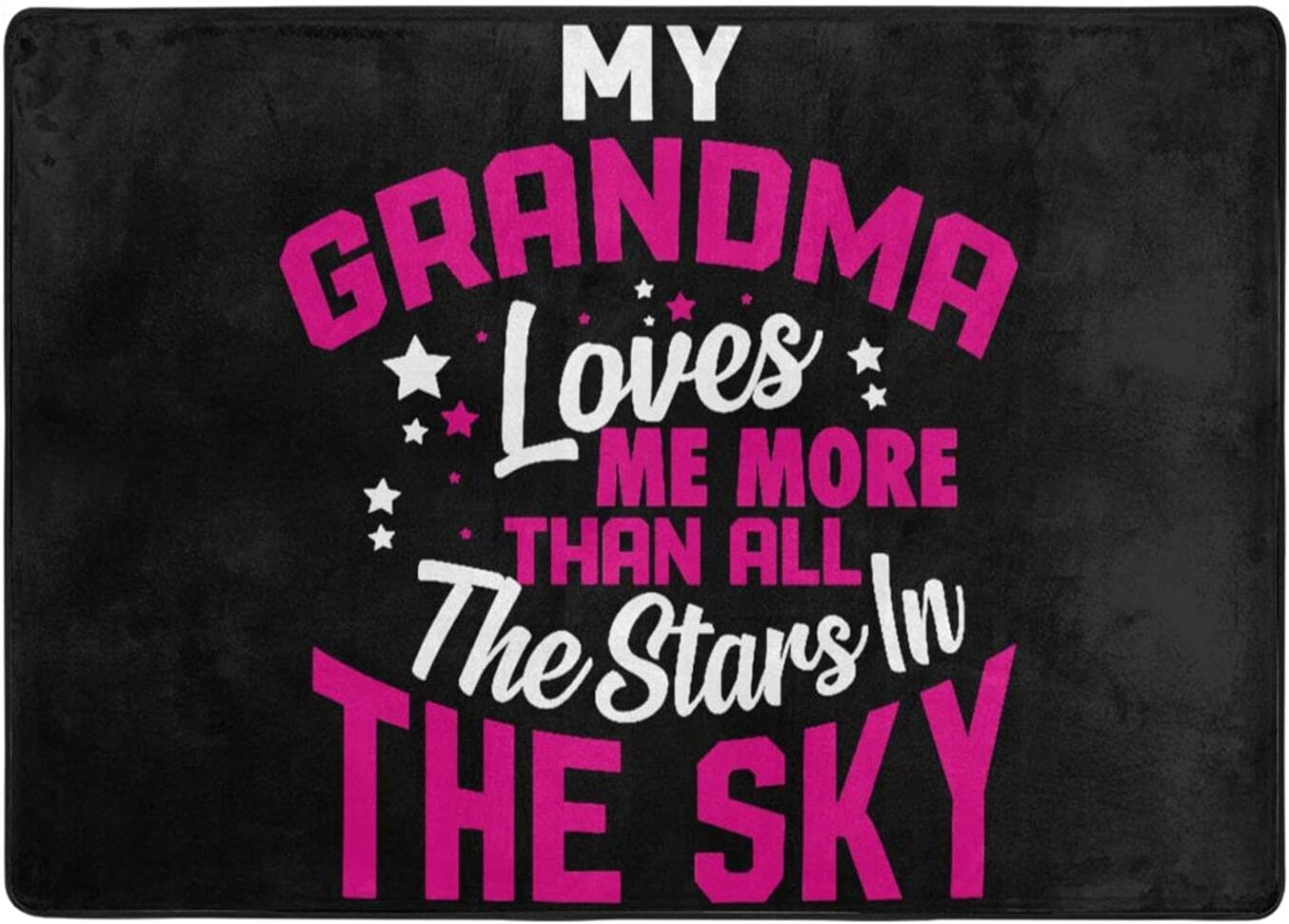 wobzfrok My Reservation Grandma Love Me More Than The Stars in Sky All N Max 44% OFF