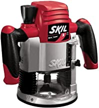 SKIL 1820 2-HP Plunge Router with Site Light