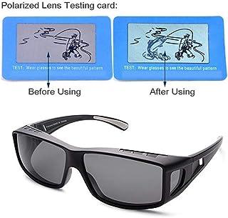 ae41c84089 Gafas de sol miopía polarizadas para hombres y mujeres, gafas de protección  contra rayos UV