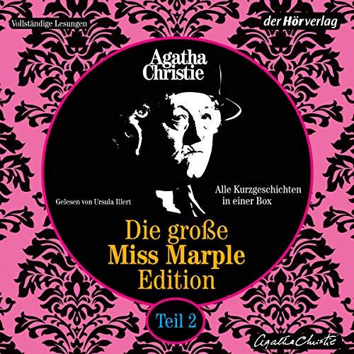 Die große Miss-Marple-Edition 2 audiobook cover art