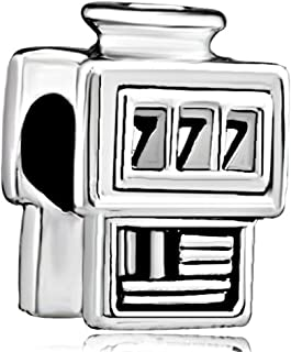 slot machine charm for pandora bracelet