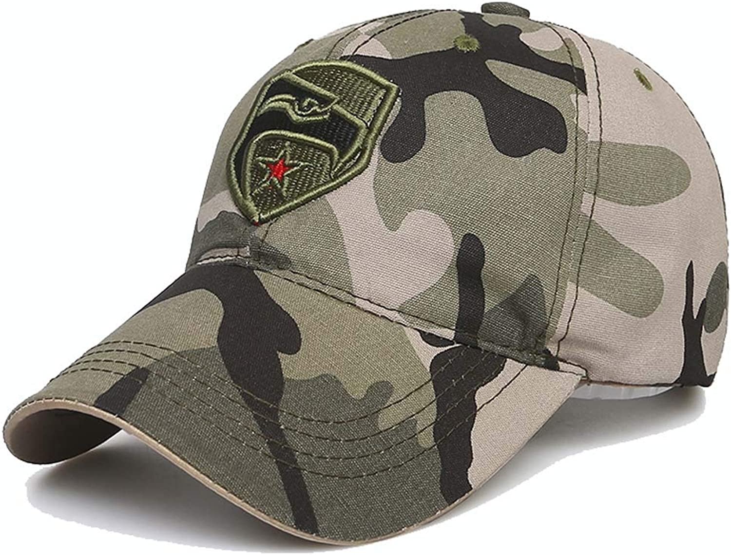 Camouflage Army Green Men's Men's Men's Baseball Cap Fashion